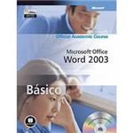 Livro - Microsoft Office Word 2003 Básico