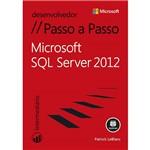 Livro - Microsoft SQL Server 2012: Desenvolvedor Passo a Passo