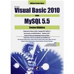 Livro - Microsoft Visual Basic 2010 com MySQL 5.5 - Ensino Didático