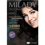Livro - Milady Dicionário: Ingredientes para Cosmética e Cuidados da Pele (Tradução da 4ª Edição Norte-americana)