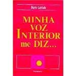 Livro - Minha Voz Interior me Diz