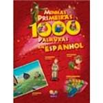 Livro - Minhas Primeiras 1.000 Palavras em Espanhol