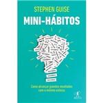 Livro - Mini-hábitos