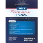 Livro - Mini Vade Mecum Penal 2013: Legislação Selecionada para OAB e Concursos