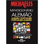 Livro - Minidicionário Michaelis Alemão
