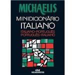 Livro - Minidicionário Michaelis Italiano - de Acordo C/ a Nova Ortografia