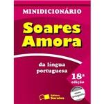 Livro - Minidicionário Soares Amora da Língua Portuguesa