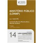 Livro - Ministério Público (Lonmp) - Coleção Leis Especiais para Concursos
