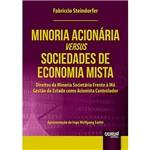 Livro - Minoria Acionária Versus Sociedade de Economia Mista