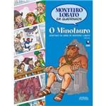 Livro - Minotauro, o - Monteiro Lobato em Quadrinhos