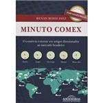 Livro - Minuto Comex: o Comércio Exterior em Artigos Direcionados ao Mercado Brasileiro
