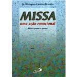 Livro - Missa: uma Ação Emocional - Missa Passo a Passo