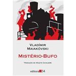 Livro - Mistério-Bufo