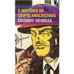 Livro - Mistério da Cripta Amaldiçoada, o