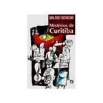 Livro - Mistérios de Curitiba