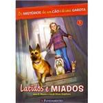 Livro - Mistérios de um Cão e de uma Garota Vol. 3
