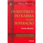 Livro - Mistérios do Karma e a Sua Superação, os