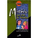 Livro - Mistérios Nos Rios de Veredas