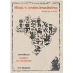 Livro - Mitos e Lendas Brasileiros em Prosa e Verso