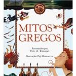 Livro - Mitos Gregos