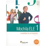 Livro - Mochila ELE 1: Cuaderno de Actividades