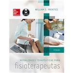 Livro - Modalidades Terapêuticas para Fisioterapêutas