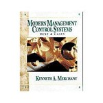 Livro - Modern Management Control Systems