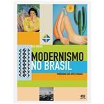 Livro - Modernismo no Brasil: Panorâma das Artes Visuais