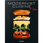 Livro - Modernist Cuisine At Home