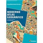 Livro - Moderno Atlas Geográfico