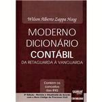 Livro - Moderno Dicionário Contábil