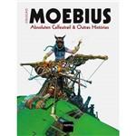 Livro - Moebius - Absoluten Calfetrail & Outras Histórias - Coleção Moebius