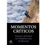 Livro - Momentos Críticos
