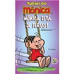 Livro - Mônica Está de Férias!