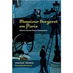 Livro - Monsier Bergeret em Paris