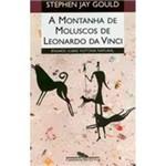 Livro - Montanha de Moluscos de Leonardo da Vinci