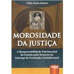 Livro - Morosidade da Justiça