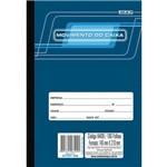 Livro Movimento Caixa Pequeno 100 Folhas Pacote com 10 Sao Domingos