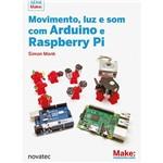 Livro - Movimento, Luz e Som com Arduino e Raspberry Pi