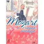 Livro - Mozart, a Criança-Prodígio