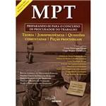 Livro - MPT: Preparando-se para o Concurso de Procurador do Trabalho