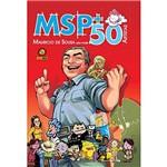 Livro - MSP + 50 - Mauricio de Sousa por 50 Artistas (Brochura)
