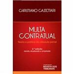 Livro - Multa Contratual: Teoria e Prática da Cláusula Penal Livro - Multa Contratual: Teoria e Prática da Cláusula Penal