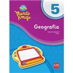 Livro - Mundo Amigo Geografia 5