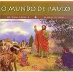 Livro - Mundo de Paulo, o