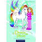 Livro - Mundo dos Desejos: o Desejo do Pônei - os Desejos Podem se Tornar Realidade...
