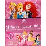 Livro - Mundo Encantado - Princesas