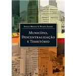 Livro - Municípios, Descentralização e Territórios