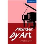 Livro - Murder By Art Level 5 Upper Intermediate