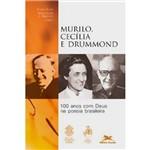 Livro - Murilo, Cecilia e Drummond